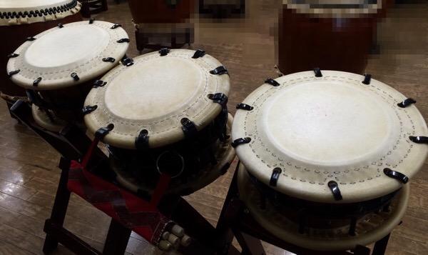 和太鼓の練習方法