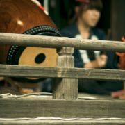 伝統的な和太鼓の衣装